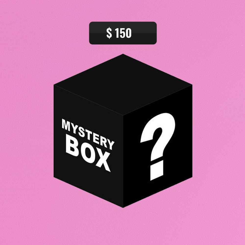 Mystery Box - 10 ITEMS - ALL SMALL