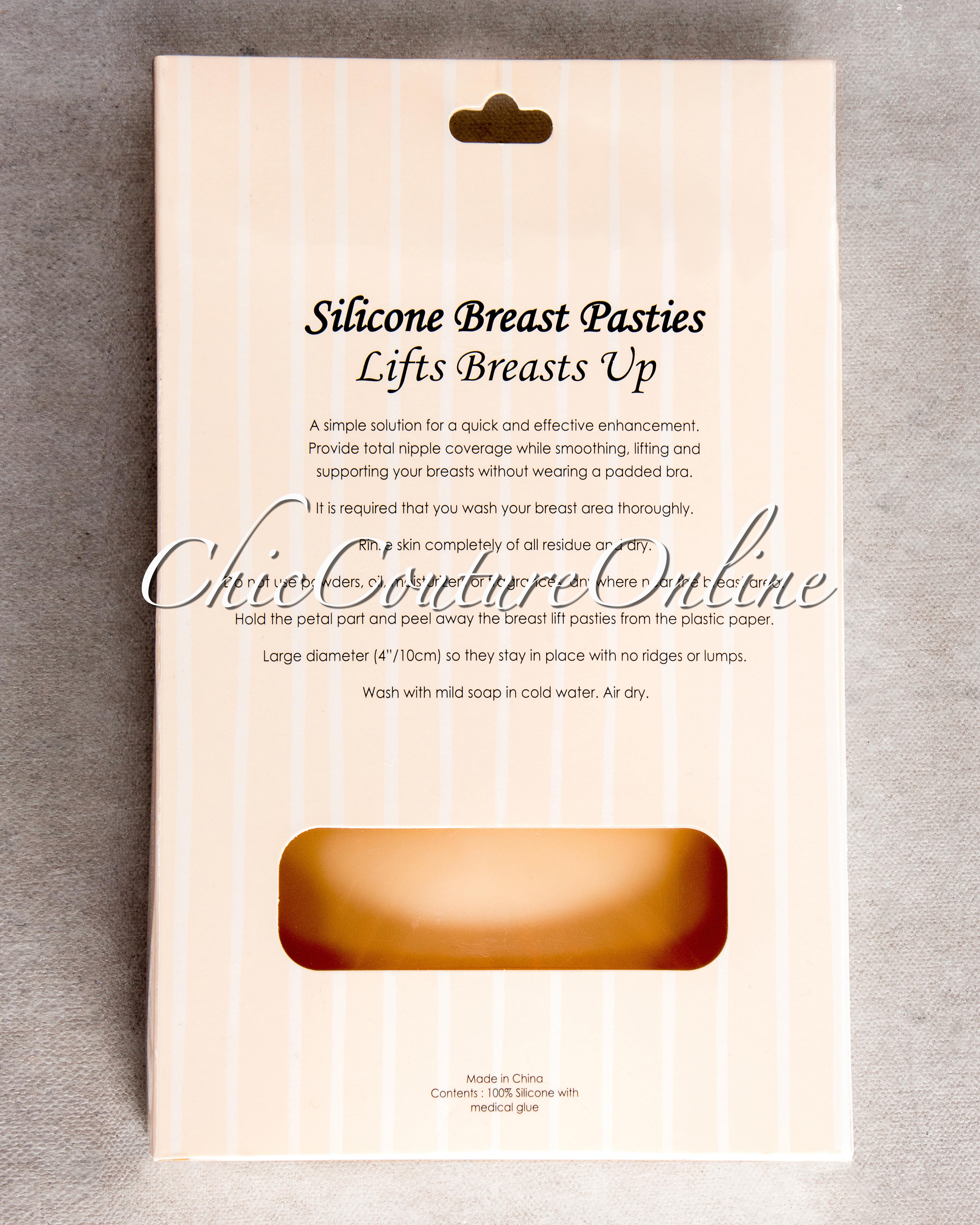 Magic Silicone Breast Lift Pasties