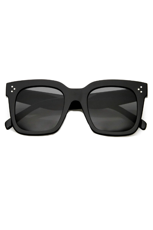 Tilly Black Sunglasses