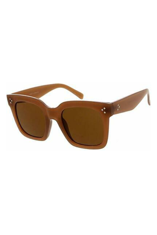 Tilly Brown Sunglasses