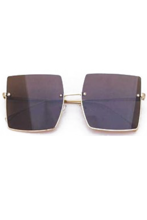 Jeremy Brown Square Sunglasses