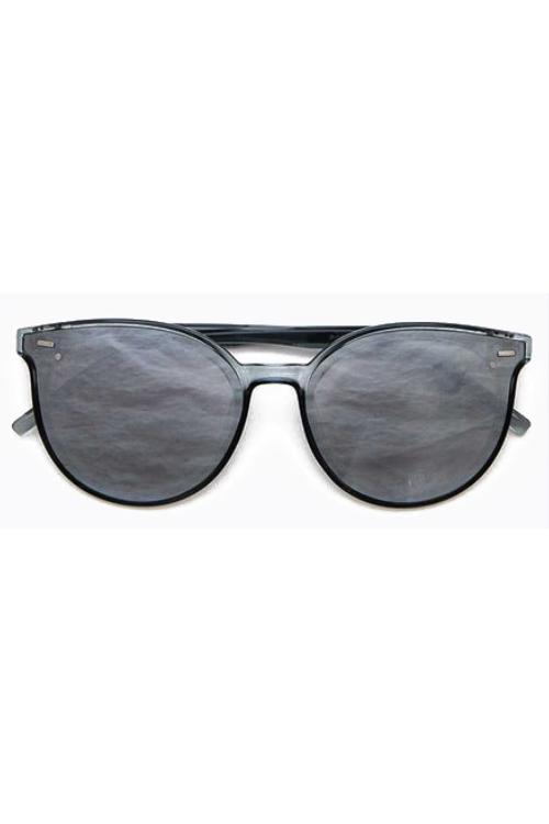 Corey Grey Cat Eye Sunglasses Sunglasses
