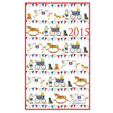 Royal Baby 2015 Tea Towel