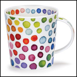 Bone China Dunoon Cairngorm Hot Spots Mug
