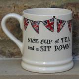 Nice Cup of Tea and a Sit Down Mug