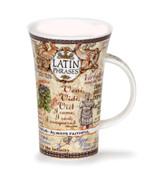 Glencoe Latin Phrases Mug