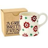Joy Star Tiny Mug Decoration Boxed