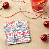 Festive Fun Coaster from Victoria Eggs.