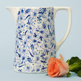 Ceramic medium Vintage Daisy jug. Made in England.