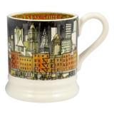 Emma Bridgewater New York City Half Pottery half pint mug boxed.