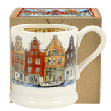 Emma Bridgewater Amsterdam pottery half pint mug boxed.