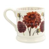 Emma Bridgewater Dahlia half pint mug.