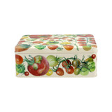 Emma Bridgewater Vegetable Garden rectangular tin.