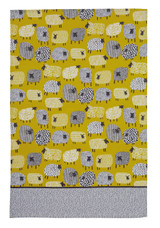 Dotty Sheep 100% Cotton Tea Towel from Ulster Weavers.