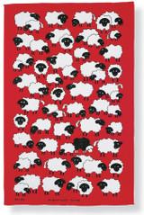 Baa-Baa 100% Ulster Weavers Linen Tea towel.