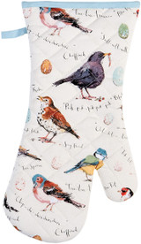 Birdsong padded gauntlet from Ulster Weavers.