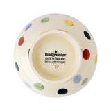 Emma Bridgewater Polka Dot French bowl bottom