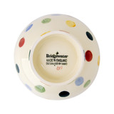 Emma Bridgewater Polka Dot French bowl bottom