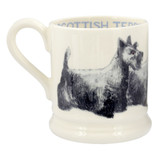 Emma Bridgewater Scottish Terrier Half Pint Mug