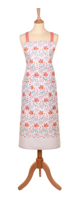 100% cotton Sophie Conran Reka adjustable apron from Ulster Weavers.