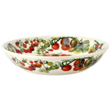 Emma Bridgewater Vegetable Garden Tomato Medium Pasta Bowl