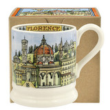 Emma Bridgewater Florence pottery half pint mug boxed.