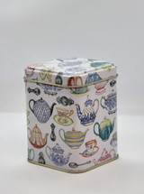 Mini Teapot Tea Tin