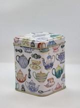 Mini Teapot Tea Tin