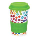 Bone china travel mug from Dunoon - Hot Spots .