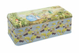 Peter Rabbit Rectangular Tin