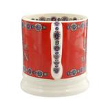 Emma Bridgewater God Save the Queen half pint mug.