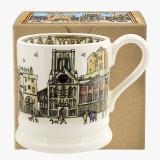 Emma Bridgewater York Half Pint Mug. Handmade in England.