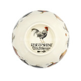 Emma Bridgewater Rise & Shine Brand New Morning French bowl. Handmade in England.