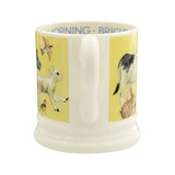 Bright New Morning 1/2 pint mug from Emma Bridgewater. Made in England.