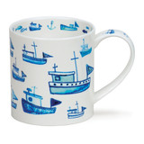Fine bone china Dunoon Orkney All At Sea  mug