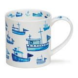 Fine bone china Dunoon Orkney All At Sea  mug