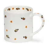 Fine bone china Dunoon Flutterby Bee mug