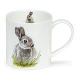 Fine bone china Dunoon Orkney Heather Longmuir Bunny mug