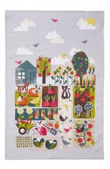 Ulster Weavers Home Grown cotton tea towel.