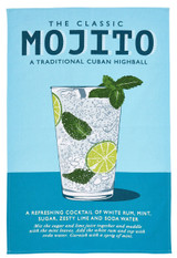 Ulster Weavers Cotton Mojito tea towel