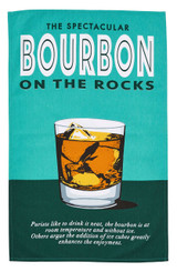 Ulster Weavers Cotton Bourbon tea towel