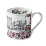 Victoria Egg's bone china Royally British mug.