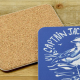 Port & Lemon Captain Jack Seagull Coaster