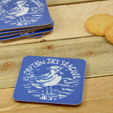 Port & Lemon Captain Jack Seagull Coaster
