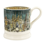 Emma Bridgewater Barcelona Half Pint Mug. Handmade in England.