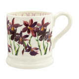 Orchid 1/2 pint mug from Emma Bridgewater. Made in England.