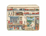 Potting Shed rectangular tin
