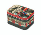 Paul Thurlby City Life Small Rectangular Tin