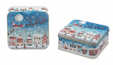 Lucy Loveheart Small Medium Winter Tin