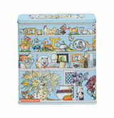 Emma Bridgewater Window Sill tall storage tin.